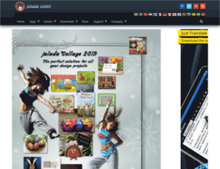 jalada.eu screenshot