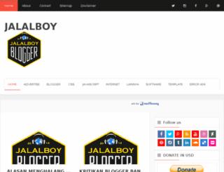jalalboy.blogspot.com screenshot