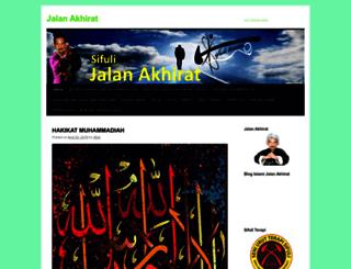 jalanakhirat.wordpress.com screenshot