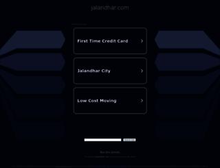 jalandhar.com screenshot
