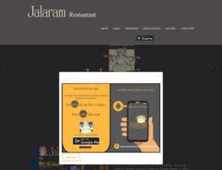 jalaramkhichdi.in screenshot