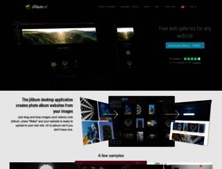jalbum.net screenshot