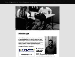 jaldeguer.com screenshot