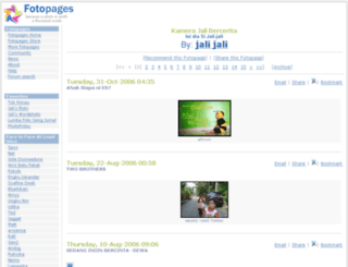 jali.fotopages.com screenshot