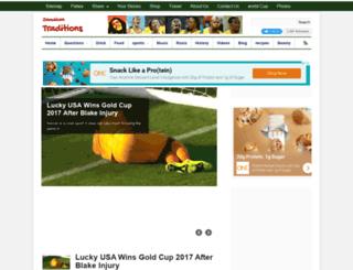 jamaican-traditions.com screenshot
