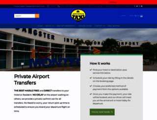 jamaicantaxitours.com screenshot