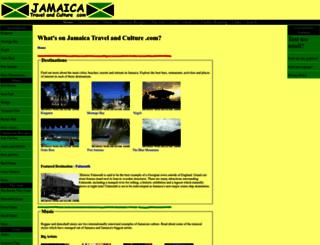 jamaicatravelandculture.com screenshot