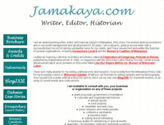 jamakaya.com screenshot