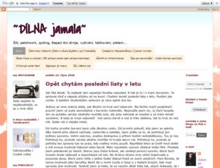 jamala-jamala.blogspot.cz screenshot