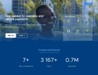 jambopay.com screenshot