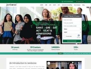 jamboreedubai.com screenshot
