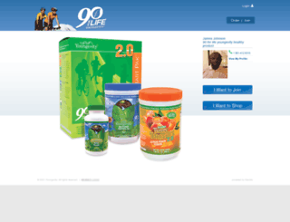 james360.my90forlife.com screenshot