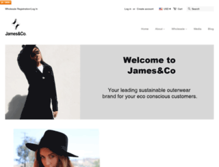 jamesandco.boutique screenshot