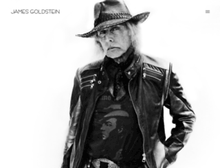 jamesfgoldstein.com screenshot