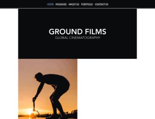 jamesgroundvideography.com screenshot