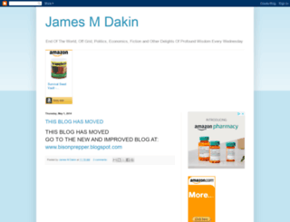 jamesmdakin.blogspot.com screenshot