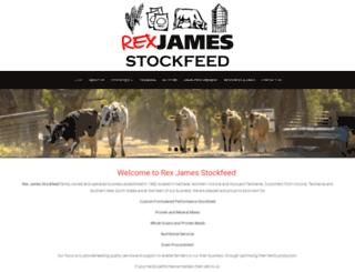jamesstockfeed.com.au screenshot