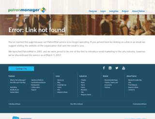 jamestaylor.pmailus.com screenshot