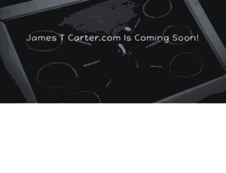 jamestcarter.com screenshot
