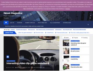 jamfreeradio.com screenshot
