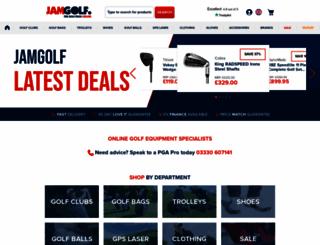 jamgolf.com screenshot