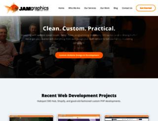jamgrfx.com screenshot