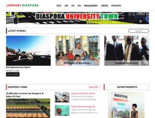 jamhurimagazine.com screenshot