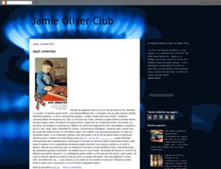 jamieoliverclub.blogspot.com screenshot