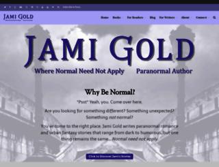 jamigold.com screenshot