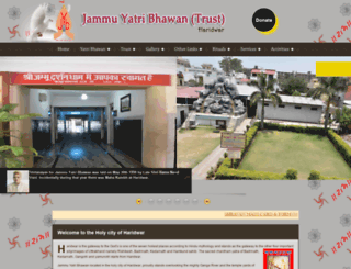 jammuyatribhawan.in screenshot