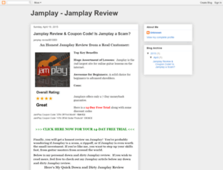 jamplay-jamplayreview.blogspot.com screenshot