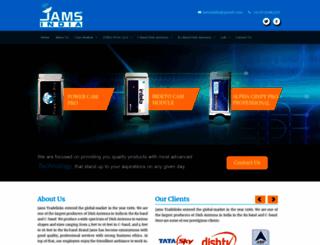jamsindia.co.in screenshot