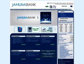 jamunabankbd.com screenshot