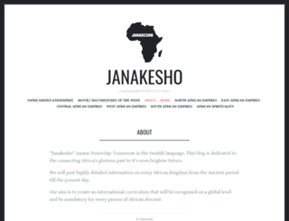 janakesho1.wordpress.com screenshot