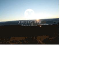 janchristiani.eu screenshot
