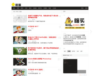 jandan.net screenshot