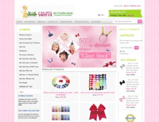 janecrafts.com screenshot