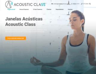 janelasacusticasrj.com.br screenshot