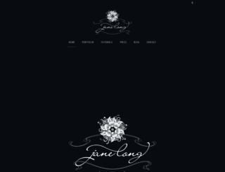 janelong.fotomerchant.com screenshot