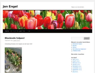 janengel.nl screenshot
