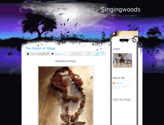 janet-singingwoods.blogspot.tw screenshot