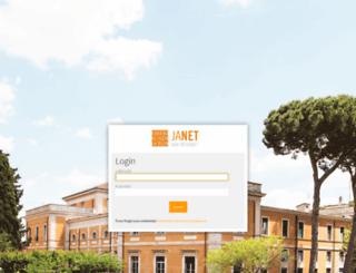 janet.aarome.org screenshot