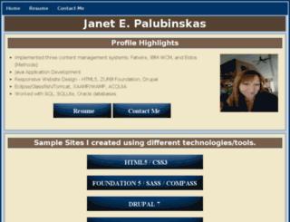 janetpal.com screenshot
