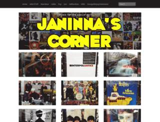 janinnascorner.wordpress.com screenshot