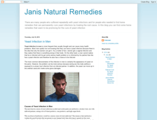 janisnaturalremedies.blogspot.com screenshot