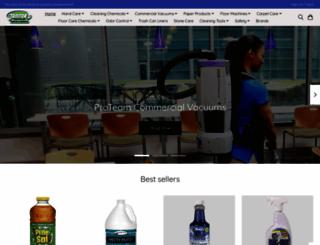 janitors-world.com screenshot
