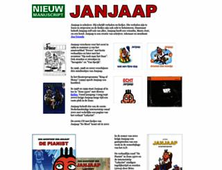 janjaap.nl screenshot