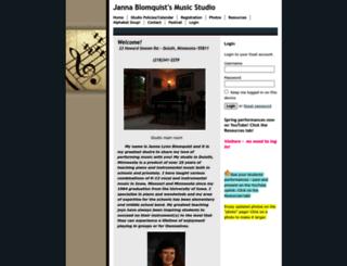 jannablomquist.musicteachershelper.com screenshot