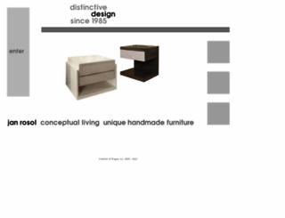 janrosol.com screenshot