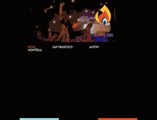jansportbonfiresessions.noisey.com screenshot